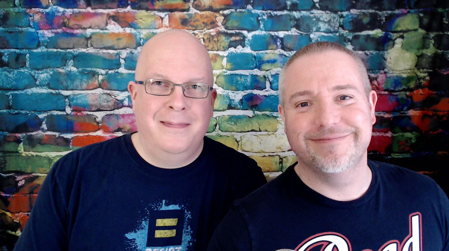 Jeff & Will Big Gay Fiction Podcast